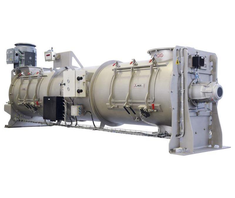 continuous mixer