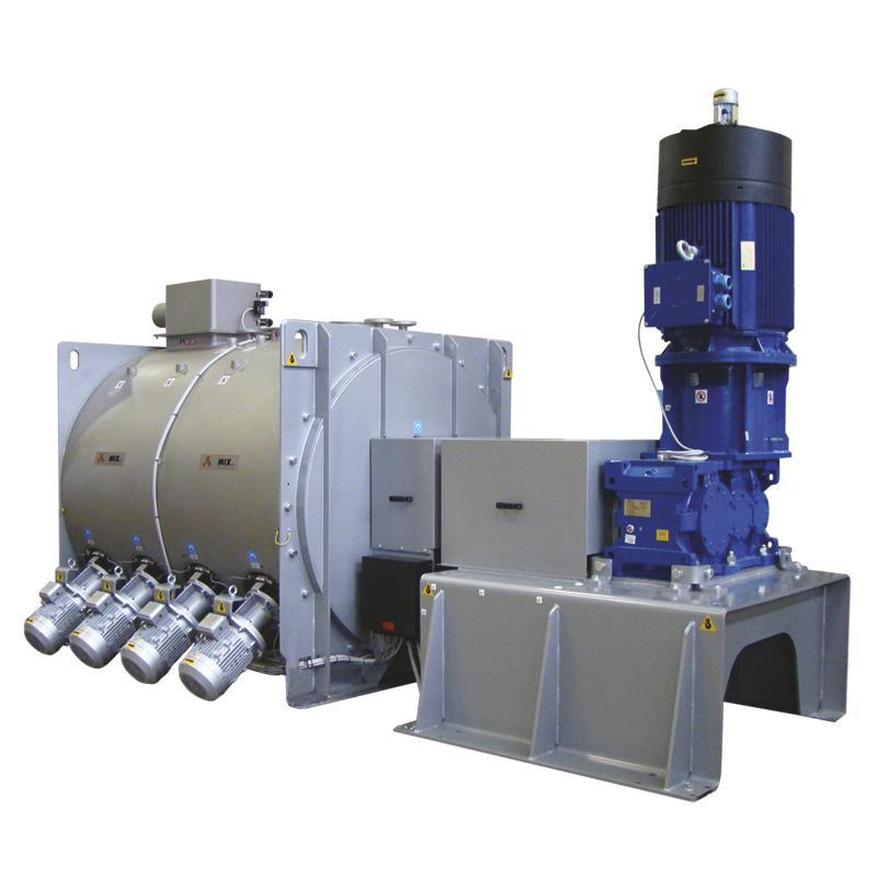 reaktor mixer | A-MXC4800
