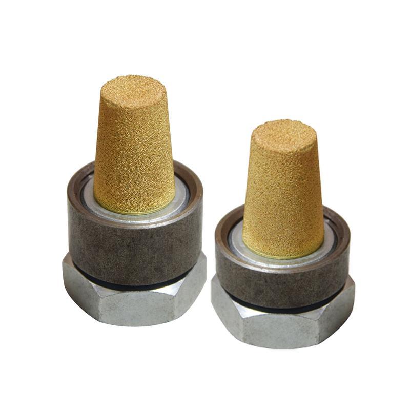 Aeration nozzles